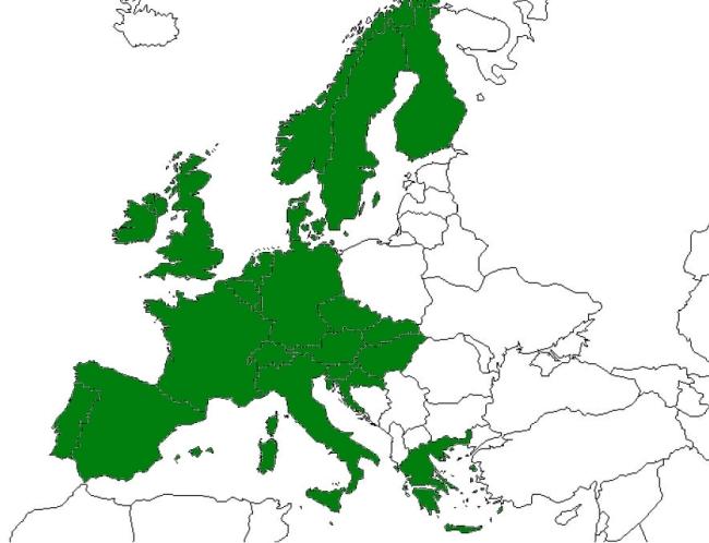 L'Europa che ho visitato